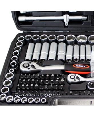 215 dalių įrankių rinkinys